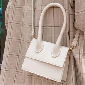 Top Handel mini bag like jacquemus le chiquito